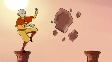 Screenshot - Aang On!