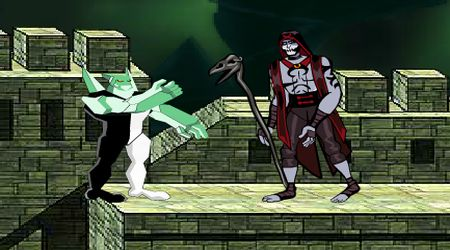 Screenshot - Ben 10 Shoot Out