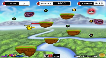 Screenshot - Pokemon Rescue